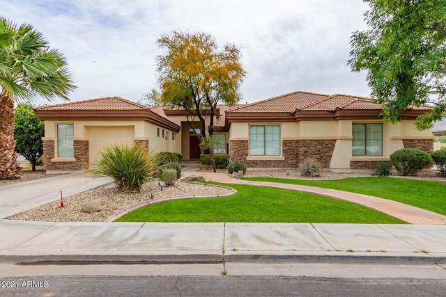 3151 E Indigo Circle, Mesa, AZ 85213 (MLS #6210464) :: Yost Realty Group at RE/MAX Casa Grande
