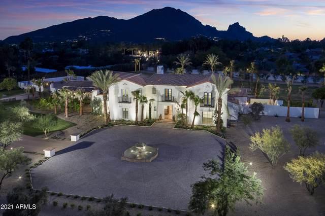 6250 N Casa Blanca Drive, Paradise Valley, AZ 85253 (MLS #6210472) :: Yost Realty Group at RE/MAX Casa Grande