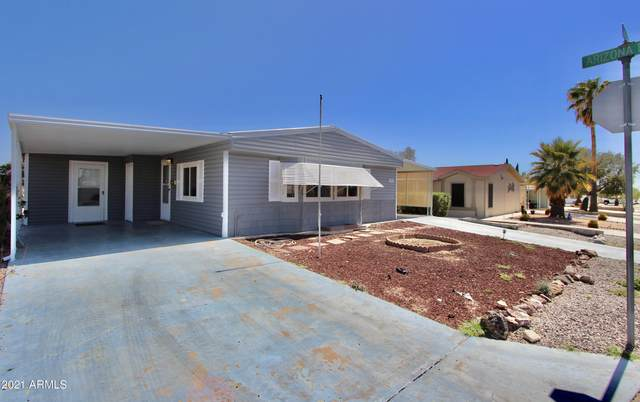 3829 N Ohio Avenue, Florence, AZ 85132 (MLS #6210493) :: The Newman Team