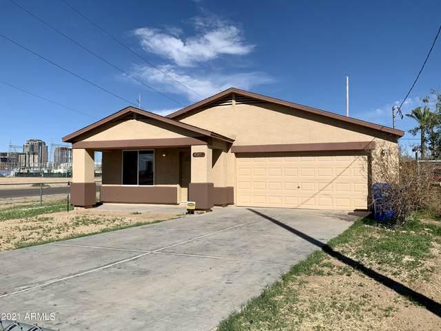 801 S 4TH Avenue, Phoenix, AZ 85003 (MLS #6210500) :: Yost Realty Group at RE/MAX Casa Grande
