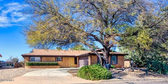3111 Oakmont Drive, Sierra Vista, AZ 85650 (MLS #6210501) :: Long Realty West Valley