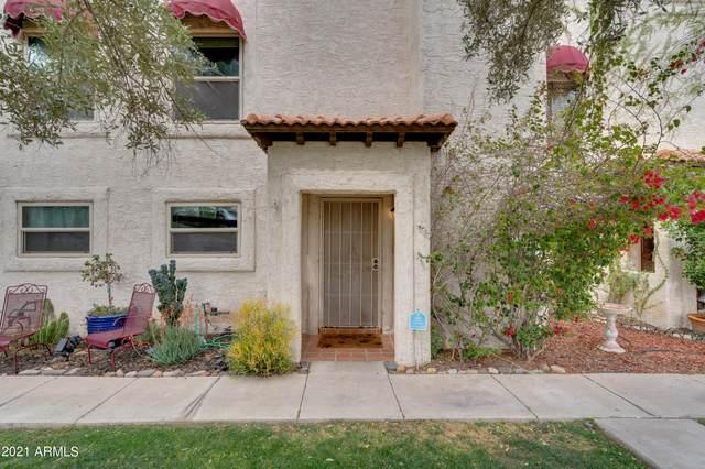 2535 N 15TH Street #3, Phoenix, AZ 85006 (MLS #6210579) :: Yost Realty Group at RE/MAX Casa Grande