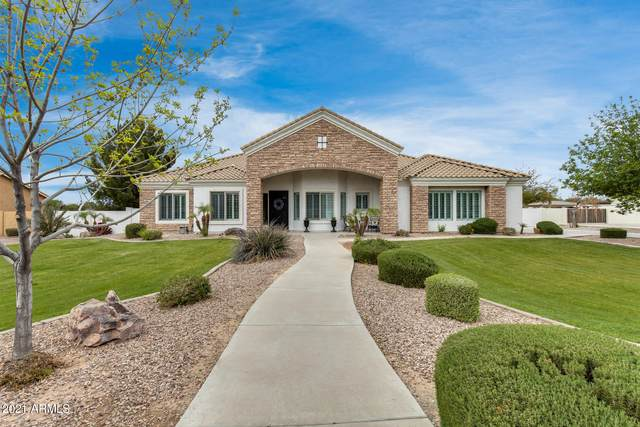 19676 E Country Meadows Drive, Queen Creek, AZ 85142 (MLS #6210613) :: Yost Realty Group at RE/MAX Casa Grande