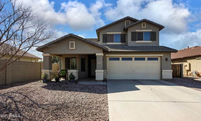 35058 N Karan Swiss Circle, San Tan Valley, AZ 85143 (MLS #6210631) :: Executive Realty Advisors