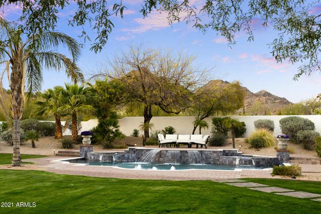 6116 N 38th Place, Paradise Valley, AZ 85253 (MLS #6210647) :: The Riddle Group
