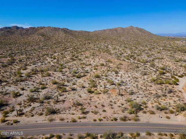 0 S Brennar Pass Road, Queen Creek, AZ 85142 (MLS #6210662) :: The Daniel Montez Real Estate Group