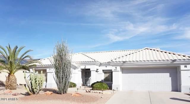 14812 W Domingo Lane, Sun City West, AZ 85375 (MLS #6210694) :: Yost Realty Group at RE/MAX Casa Grande