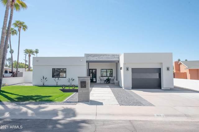 819 E Campus Drive, Tempe, AZ 85282 (MLS #6210700) :: Yost Realty Group at RE/MAX Casa Grande