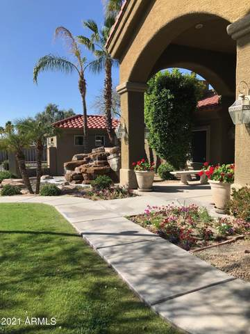 2929 W Yorkshire Drive #1113, Phoenix, AZ 85027 (MLS #6210742) :: Executive Realty Advisors