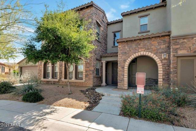 20750 N 87TH Street #2083, Scottsdale, AZ 85255 (MLS #6210819) :: Long Realty West Valley