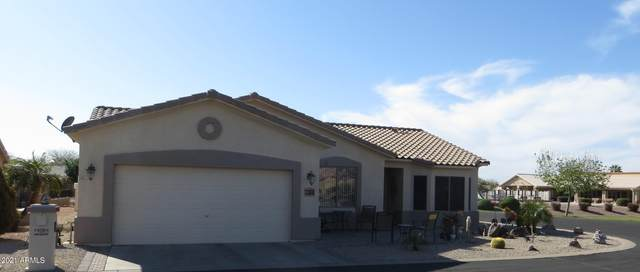 2101 S Meridian Road #364, Apache Junction, AZ 85120 (MLS #6210828) :: Midland Real Estate Alliance