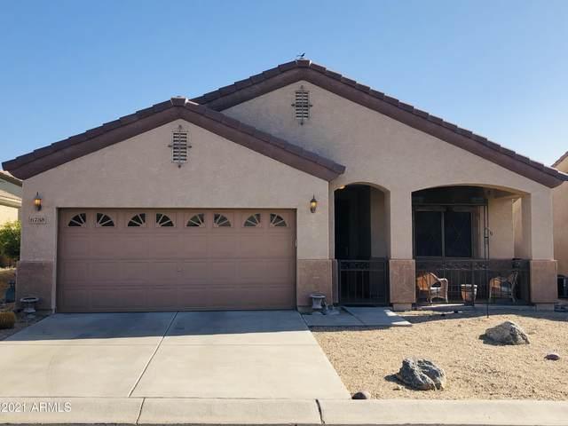 6735 E Regina Street, Mesa, AZ 85215 (MLS #6210830) :: Yost Realty Group at RE/MAX Casa Grande