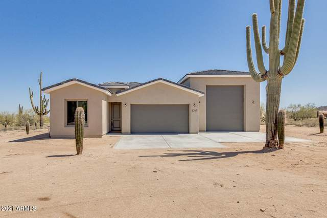 2345 S Deer Trail, Maricopa, AZ 85139 (MLS #6210836) :: Howe Realty