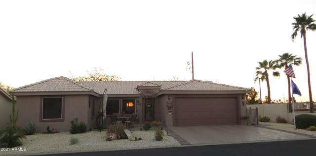 2101 S Meridian Road #43, Apache Junction, AZ 85120 (MLS #6210837) :: Synergy Real Estate Partners