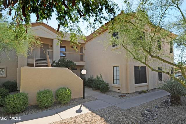 9253 N Firebrick Drive #121, Fountain Hills, AZ 85268 (MLS #6210846) :: The Newman Team