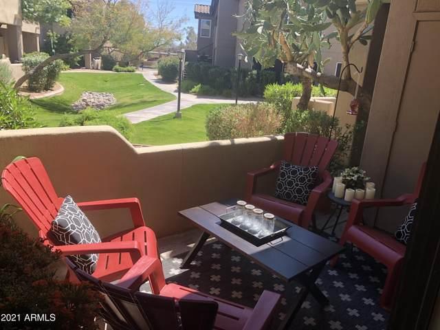 9451 E Becker Lane #1021, Scottsdale, AZ 85260 (MLS #6210850) :: The Daniel Montez Real Estate Group