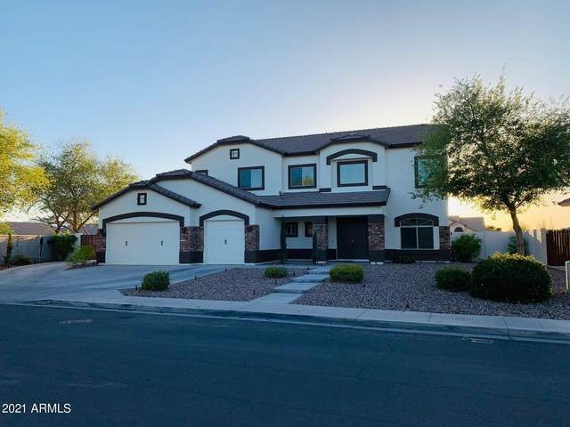 8112 S 32ND Glen, Laveen, AZ 85339 (MLS #6210869) :: Yost Realty Group at RE/MAX Casa Grande