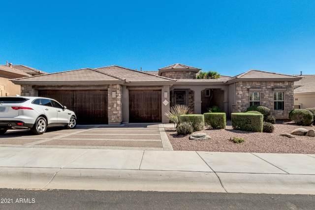 11463 N 124TH Way, Scottsdale, AZ 85259 (MLS #6210872) :: Yost Realty Group at RE/MAX Casa Grande