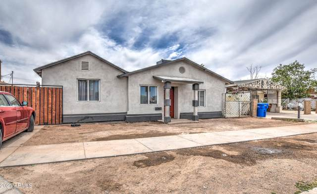 333 W Mohave Street, Phoenix, AZ 85003 (MLS #6210875) :: Klaus Team Real Estate Solutions