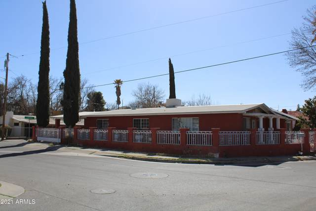 190 E Edward Street, Nogales, AZ 85621 (MLS #6210896) :: Yost Realty Group at RE/MAX Casa Grande