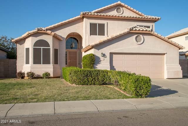 4752 W Taro Drive, Glendale, AZ 85308 (MLS #6210898) :: Yost Realty Group at RE/MAX Casa Grande