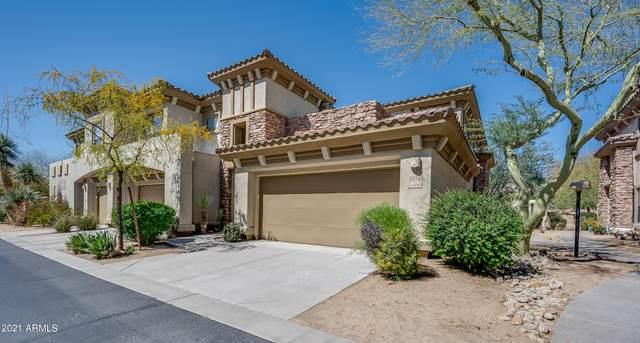 19700 N 76 Street #1172, Scottsdale, AZ 85255 (MLS #6210914) :: Long Realty West Valley