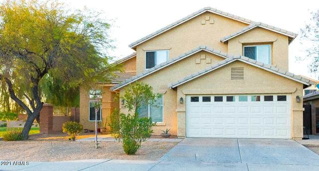 6628 W Hilton Avenue, Phoenix, AZ 85043 (MLS #6210936) :: Yost Realty Group at RE/MAX Casa Grande