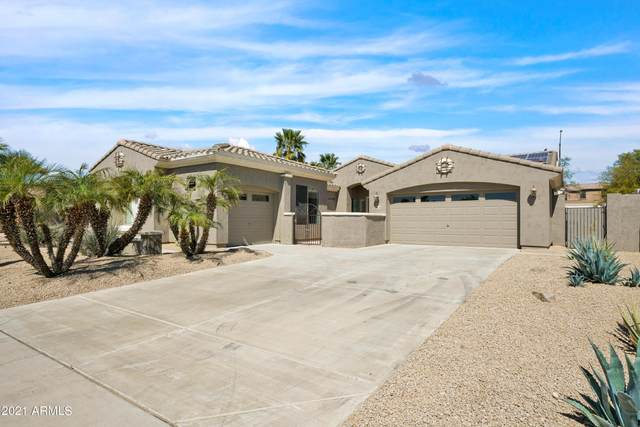 13122 W Palo Verde Drive, Litchfield Park, AZ 85340 (MLS #6210943) :: Yost Realty Group at RE/MAX Casa Grande