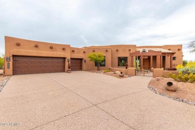 16308 E Powderhorn Drive, Fountain Hills, AZ 85268 (MLS #6210969) :: Keller Williams Realty Phoenix