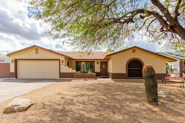 5401 E Nisbet Road, Scottsdale, AZ 85254 (MLS #6211002) :: The Property Partners at eXp Realty