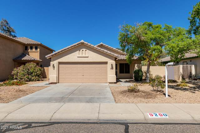 5200 W Campo Bello Drive, Glendale, AZ 85308 (MLS #6211004) :: The Property Partners at eXp Realty