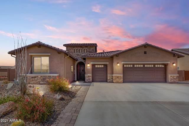 5262 N Grand Canyon Drive, Eloy, AZ 85131 (MLS #6211012) :: Yost Realty Group at RE/MAX Casa Grande