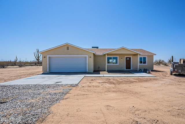 10254 N Dogwood Road, Florence, AZ 85132 (MLS #6211017) :: Yost Realty Group at RE/MAX Casa Grande