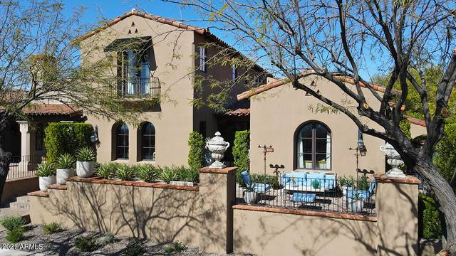 10150 E Havasupai Drive, Scottsdale, AZ 85255 (MLS #6211034) :: My Home Group