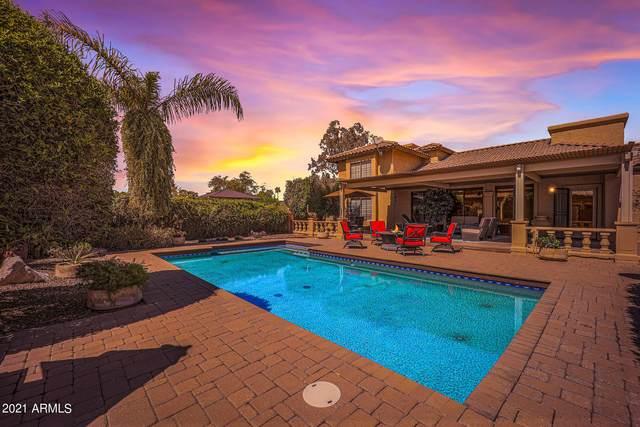 9843 E Clinton Street, Scottsdale, AZ 85260 (MLS #6211104) :: Yost Realty Group at RE/MAX Casa Grande