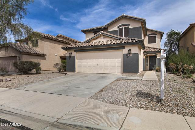 31591 N Sundown Drive, San Tan Valley, AZ 85143 (MLS #6211105) :: The Daniel Montez Real Estate Group
