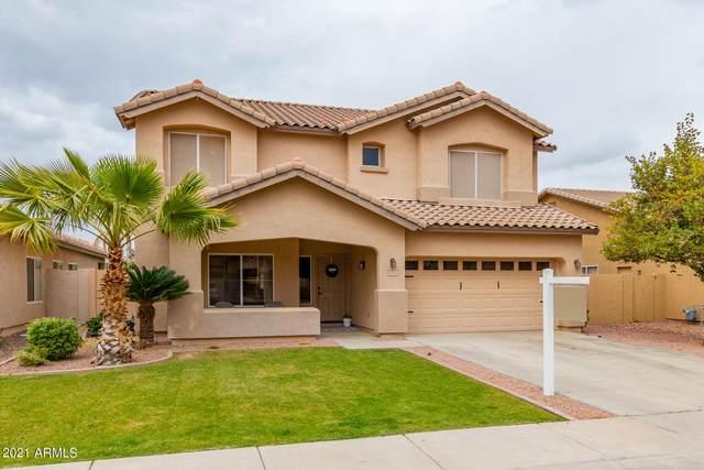 8124 W Harmony Lane, Peoria, AZ 85382 (MLS #6211113) :: The Laughton Team