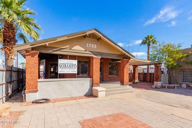 1722 W Van Buren Street, Phoenix, AZ 85007 (MLS #6211123) :: My Home Group