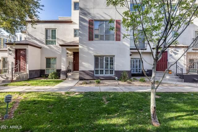 100 E Fillmore Street #229, Phoenix, AZ 85004 (MLS #6211124) :: Midland Real Estate Alliance