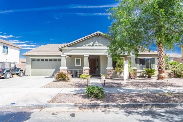18548 E Ranch Road, Queen Creek, AZ 85142 (MLS #6211129) :: Executive Realty Advisors