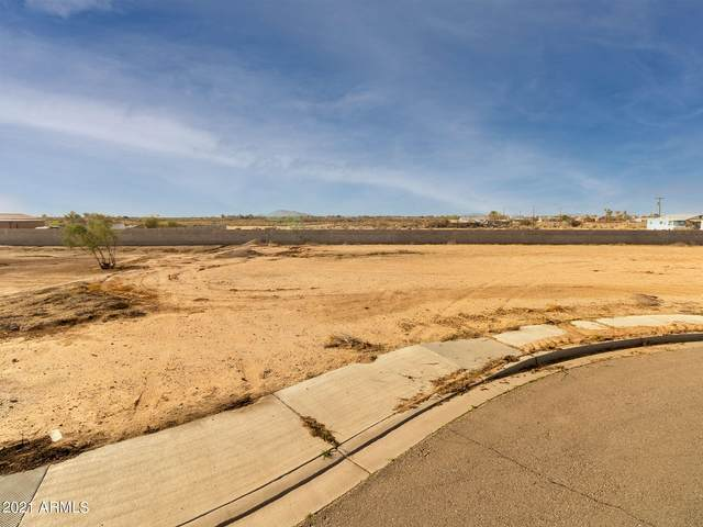 2352 N Horseshoe Circle, Casa Grande, AZ 85122 (MLS #6211184) :: The Daniel Montez Real Estate Group