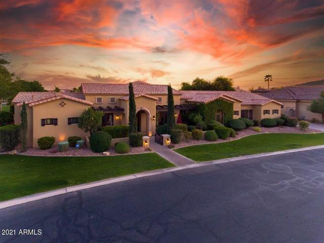 2837 E Locust Drive, Chandler, AZ 85286 (MLS #6211218) :: Yost Realty Group at RE/MAX Casa Grande