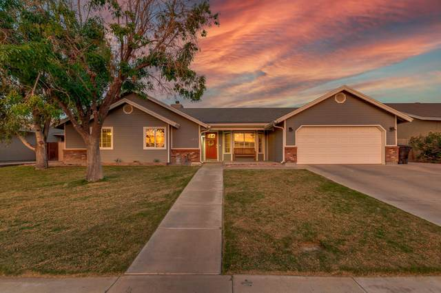 1421 S Norwalk Circle, Mesa, AZ 85206 (MLS #6211249) :: Yost Realty Group at RE/MAX Casa Grande