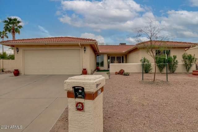 10723 E Navajo Place, Sun Lakes, AZ 85248 (MLS #6211343) :: Yost Realty Group at RE/MAX Casa Grande