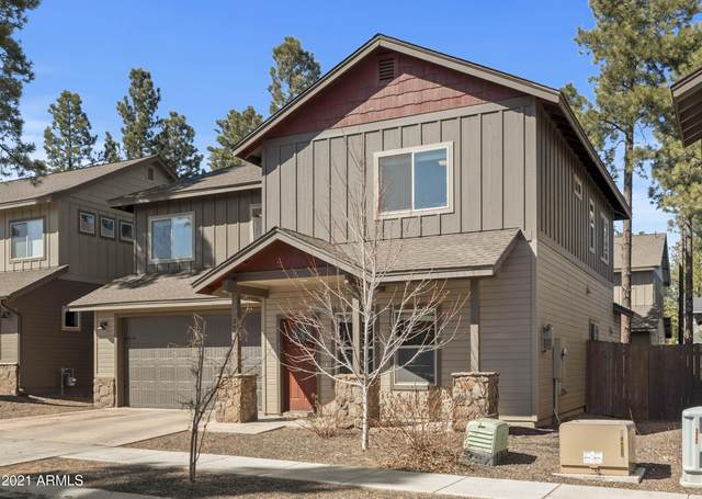 2789 W Pico Del Monte Circle, Flagstaff, AZ 86001 (MLS #6211347) :: Yost Realty Group at RE/MAX Casa Grande