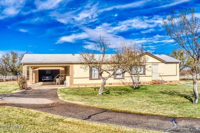 4452 S Santa Lucia Avenue, Sierra Vista, AZ 85650 (MLS #6211348) :: Keller Williams Realty Phoenix