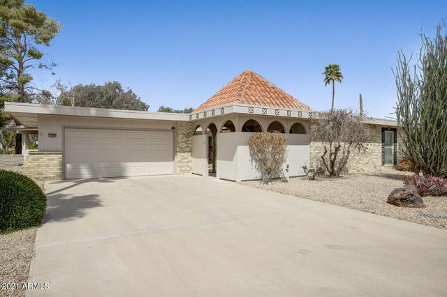 10906 W Mimosa Drive, Sun City, AZ 85373 (MLS #6211362) :: Yost Realty Group at RE/MAX Casa Grande