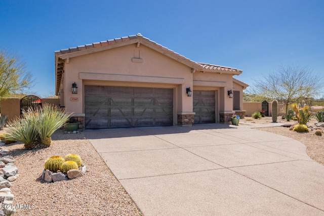 37143 N Greythorn Circle, Carefree, AZ 85377 (MLS #6211396) :: Keller Williams Realty Phoenix