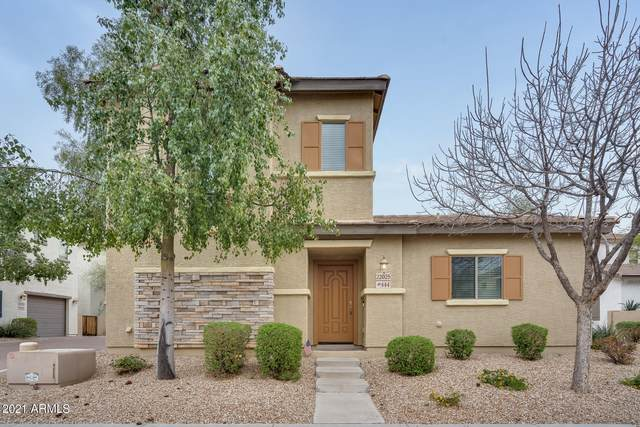 22025 N 103RD Lane #444, Peoria, AZ 85383 (MLS #6211433) :: The Luna Team