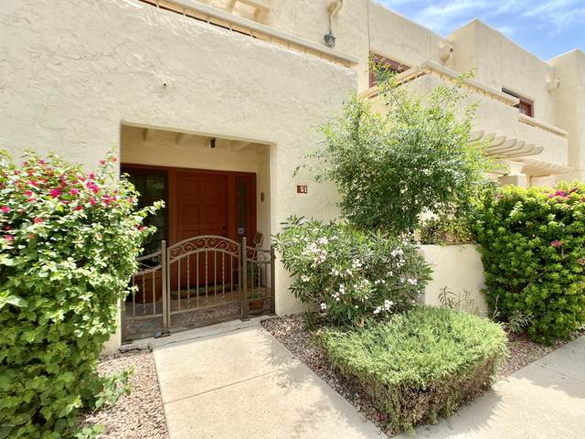 6150 N Scottsdale Road #51, Paradise Valley, AZ 85253 (MLS #6211450) :: Yost Realty Group at RE/MAX Casa Grande